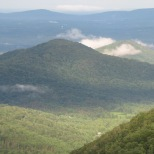 Blue Ridge Parkway, Smokey Mts.