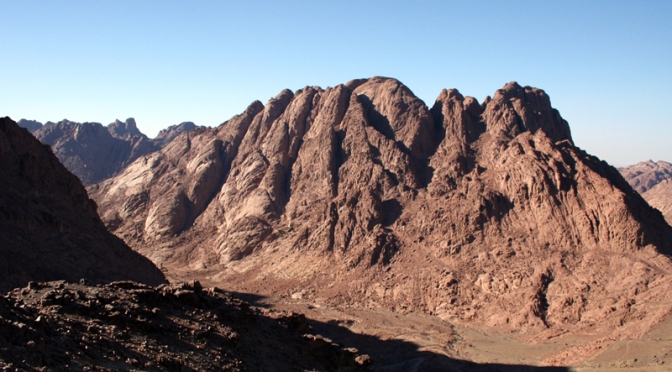 Take Another Lap around Mt. Sinai